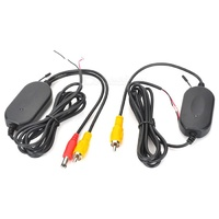 2.4Ghz Wireless Rear View Camera Transmitter Receiver Kit