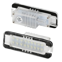 Volkswagen LED License Plate Lights - Golf 5/6/7 Amarok EOS