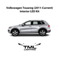 Volkswagen Touareg Full LED Interior Kit V2.0 - (2011-Current)