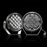 Intense 7″ LED Driving Lights – Pair