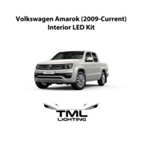 Volkswagen Amarok LED Interior Kit - Hyper White
