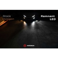 VW Golf Mk7 Remnant LED Fog Light 6000K (Pair)
